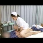 【コスプレ女性向け動画】熟女ナースが淡々と患者のおちんぽをフェラチオ、騎乗位で跨りザーメン抜き