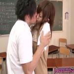 【しみけん女性向け動画】放課後の教室でイチャイチャキスしてたらそのまま激しいセックスに…!