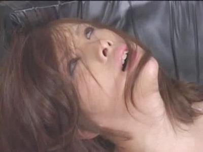 【電マ女性向け動画】緊縛され電マをおまんこにねじ込まれると潮吹きしながら痙攣絶叫絶頂!