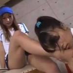 【キスレズ女性向け動画】憧れの先輩に足舐めご奉仕しちゃう淫乱な後輩とのイチャラブ!