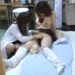 【キスレズ女性向け動画】保健室にきた女生徒にエッチなマッサージしちゃう保健の先生!