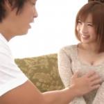 【イケメンSEX女性向け動画】巨乳のお姉さんに誘われ照れながらもしっかり気持ち良くしてくれる爽やかイケメン♥