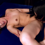 【SEXレズ女性向け動画】琥珀うた 初めてのレズセックスに緊張するお姉さんを極上のテクニックで骨抜きにする美少女…