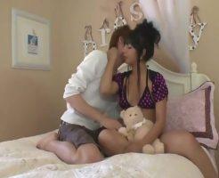 【SEX女性向けAV動画】かわいいお部屋でハーフ風の彼女とイチャらぶセクロス
