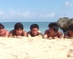 【SEX女性向けAV動画】この夏、最強の思い出をつくる為ジャニ系イケメンたちが南の島でサマーセクロス。