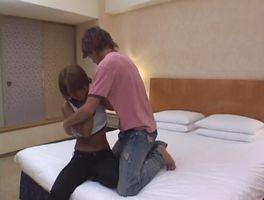【SEX女性向けAV動画】色黒なイケメンくんとホテルで楽しくセクロスしちゃった