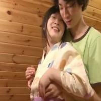 【SEX女性向けAV動画】今日は彼女とお泊りデート♪浴衣姿の彼女に思わず欲情するエロメンくん
