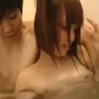 【SEX女性向けAV動画】お兄ちゃんとするお風呂でのイケナイ行為が止まらない