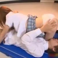 【SEX女性向けAV動画】放課後の誰もいない教室でJKと教師がイケナイ関係 禁断セクロス