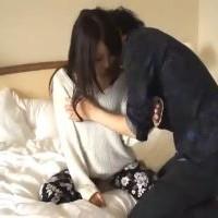 【SEX女性向けAV動画】敏感すぎる女子大生美人彼女を優しく押し倒してラブラブセックス