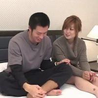 【SEX女性向けAV動画】街中で見かけた男の子のガタイの良さが好みだったからナンパしてホテル行っちゃった