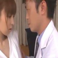 【SEX女性向けAV動画】ドエスな先生とナースのイケナイお仕置き職場セックス♥