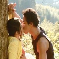 【SEX女性向けAV動画】2人でキャンプに・・・自然の空気を感じながらログハウスでイチャイチャセクロス
