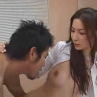 【SEX女性向けAV動画】年下のイケメン君を誘惑して病院のベッドでの激しいセックスで中に精子を出して貰っちゃう