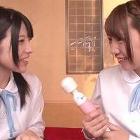 【SEX女性向けAV動画】美少女2人が仲良しレズエッチ♪「おしりにディルド挿れてみて♥」
