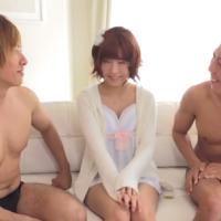 【SEX女性向けAV動画】ムキムキなお兄さん2人とハードな生膣内射精に挑戦しちゃう3P!そんなに注ぎ込まれたら妊娠しちゃう、、